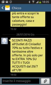 SMS marketing: tempismo
