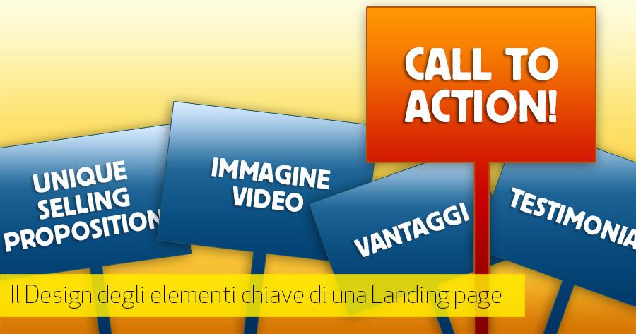 Landing page di vendita diretta: Web Design best-practices