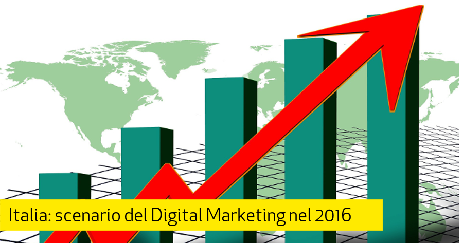 Digital marketing: lo scenario digitale in Italia
