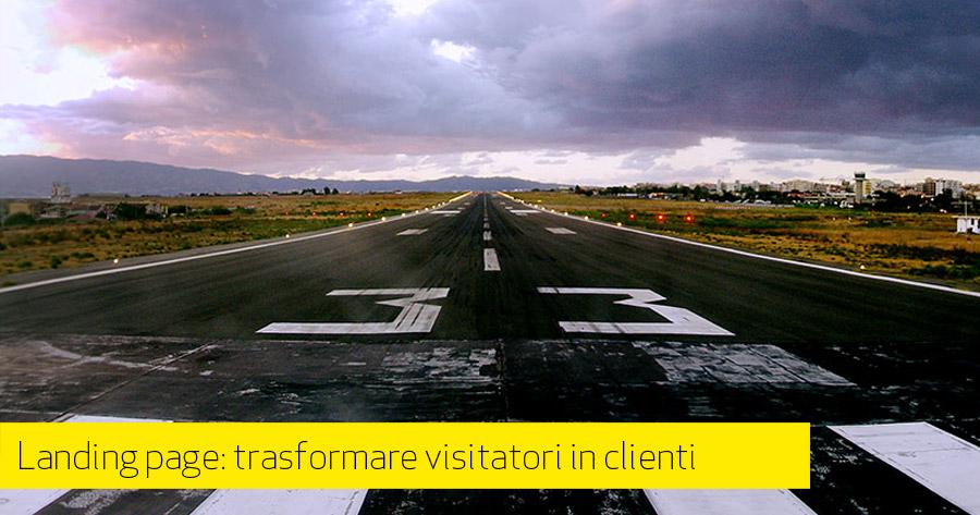 Best practice per landing page efficaci