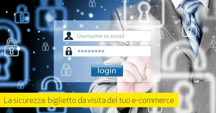 E-commerce: parliamo di sicurezza