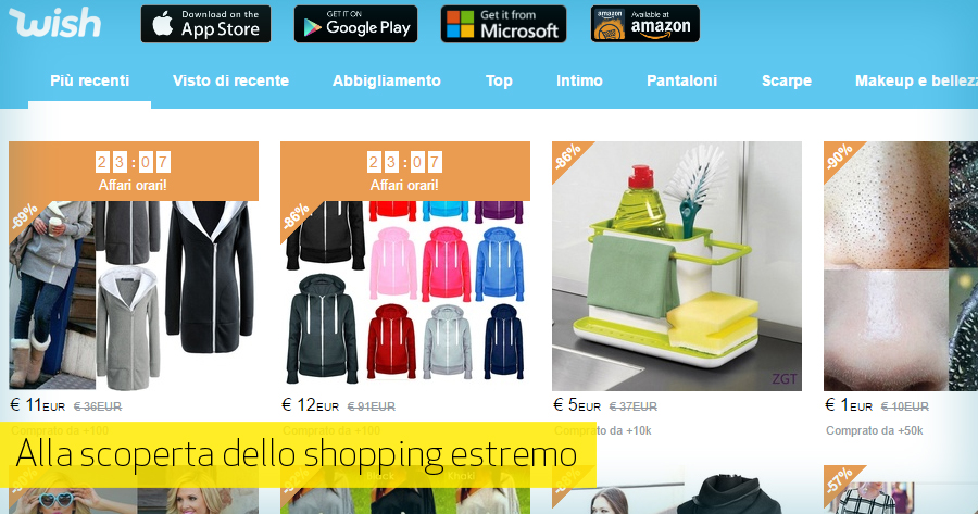20aff0ca2920 Il caso Wish.com  esperienza d acquisto - Merlin Wizard Internet Media