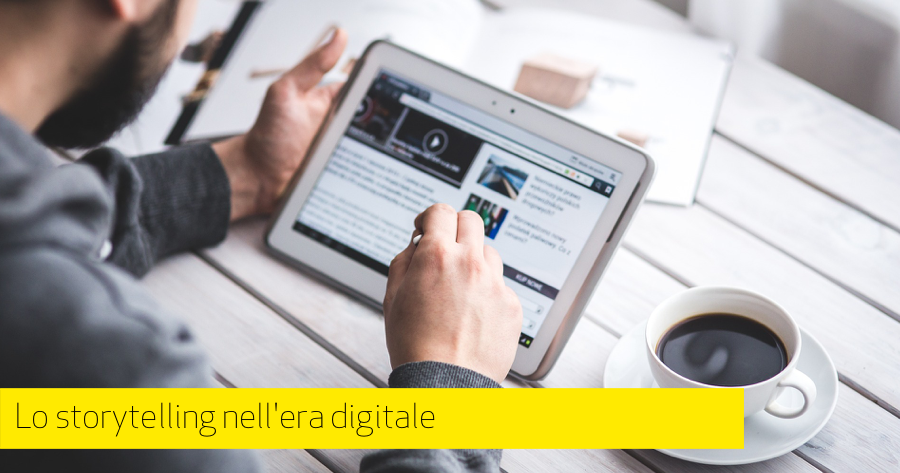 Lo storytelling nell'era digitale