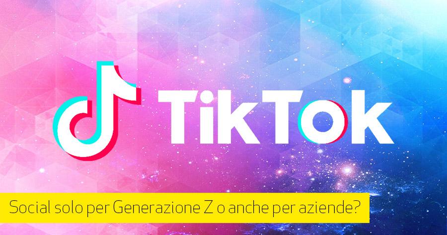 TikTok riuscirà ad essere la nuova sfida per le aziende?