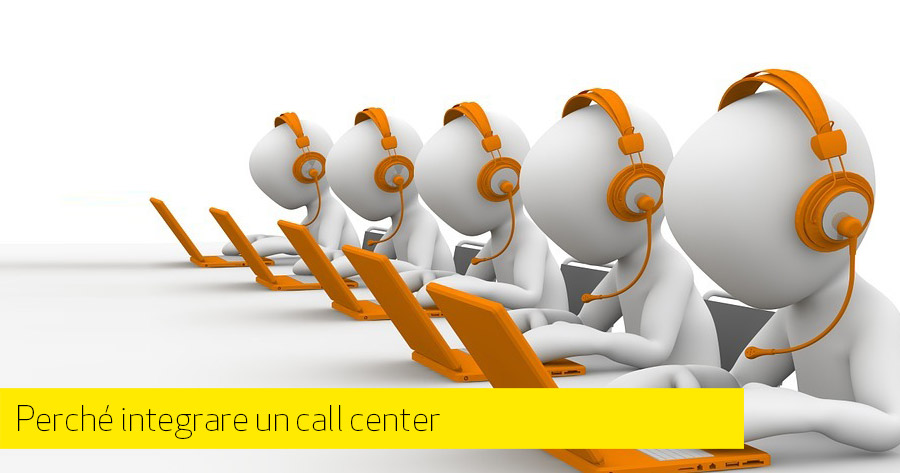 Marketing online: come integrare un call center
