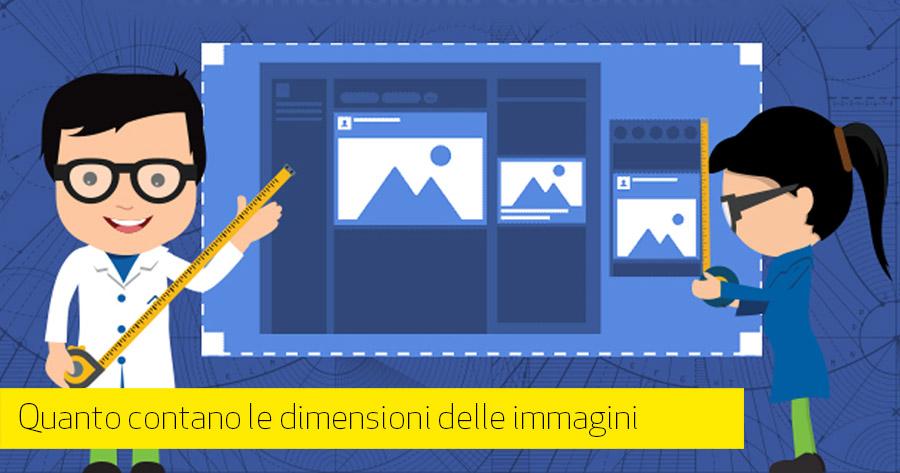 Guida alle dimensioni delle immagini su Facebook 2020