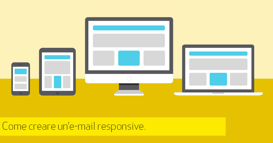 Responsive: il miglior alleato per l'email marketing
