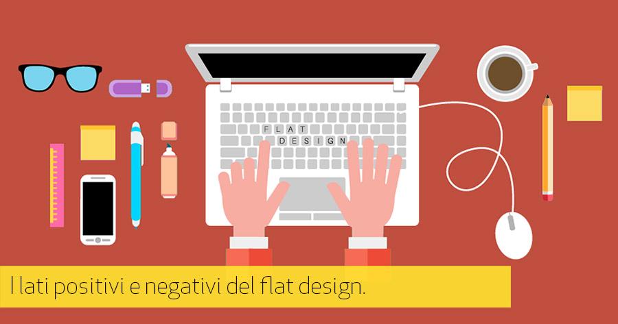 Flat design: moda passeggera o realtà consolidata (e futuro)?