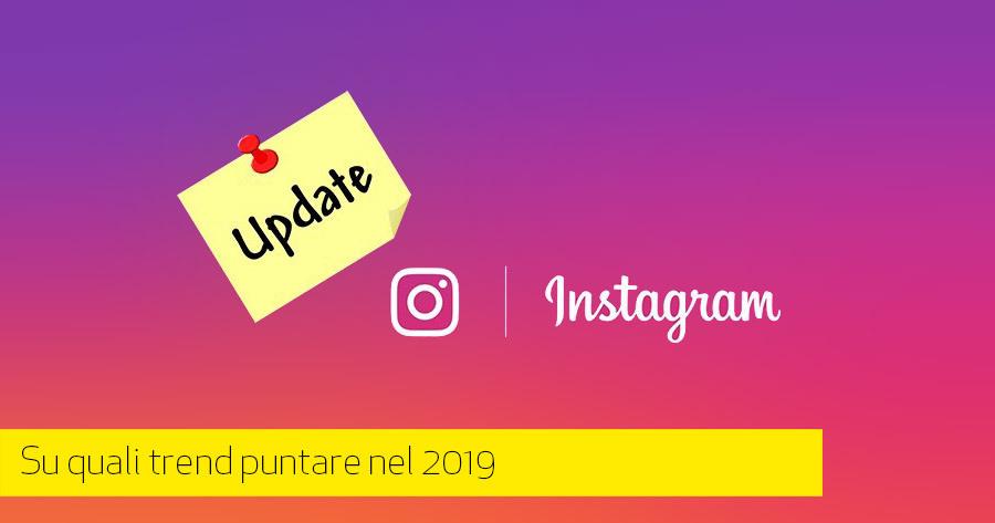 Instagram: nuovo anno e novità in arrivo