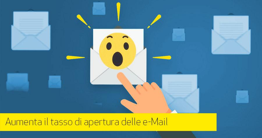 Come far risaltare gli oggetti delle tue mail