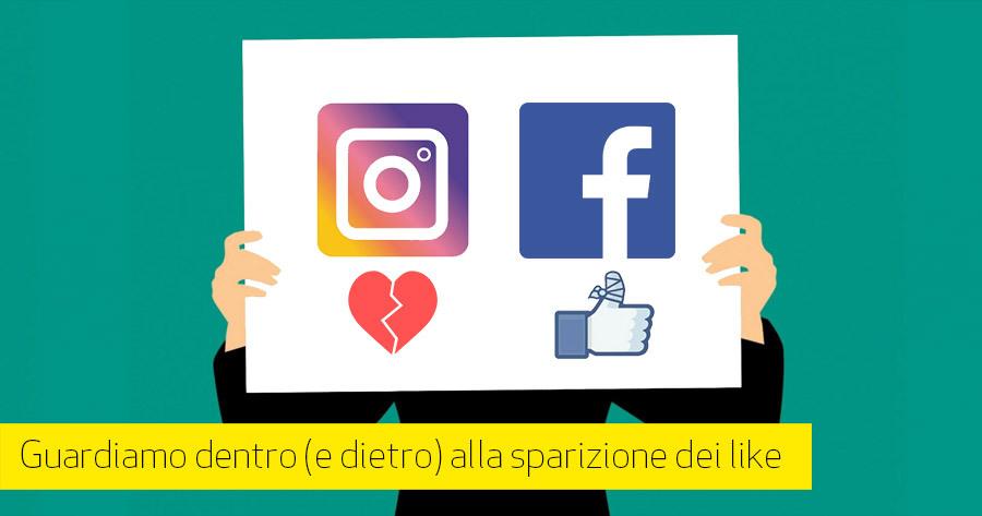 Instagram e Facebook senza like: cosa cambia davvero?