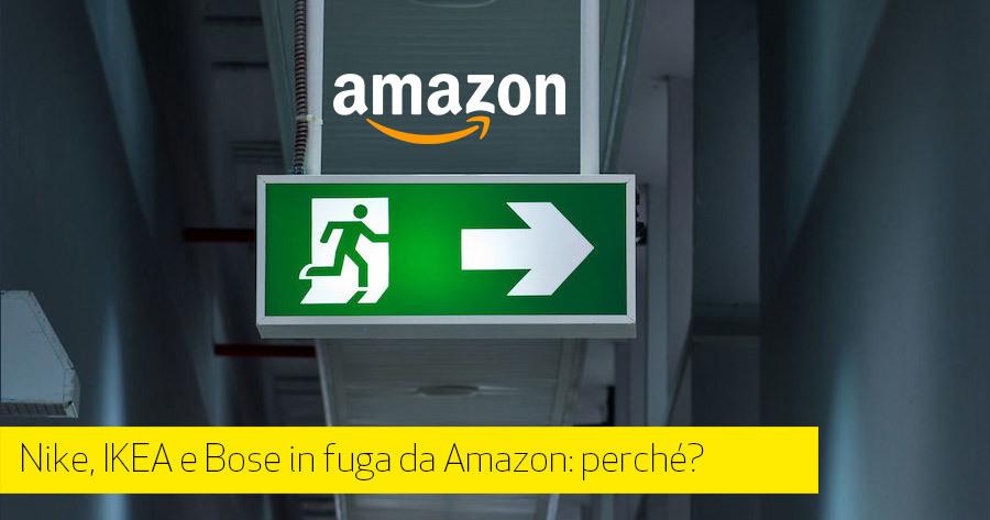 Fuga da Amazon e chiusura dei negozi? Sì, i grandi brand puntano sull'eCommerce di proprietà