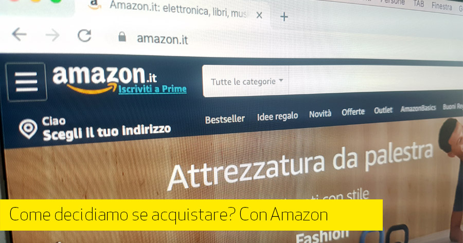 Amazon Power 2020: il marketplace influenza ogni tipo di acquisto