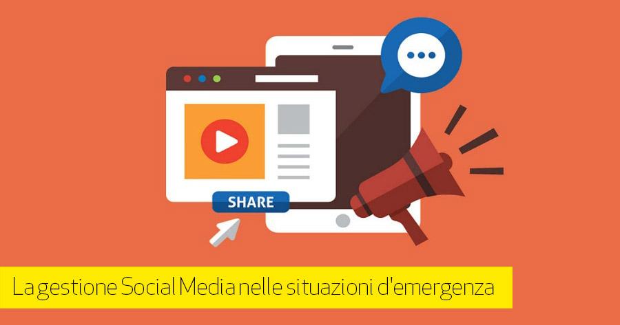 Coronavirus e Social Media: comunicare in tempo di crisi