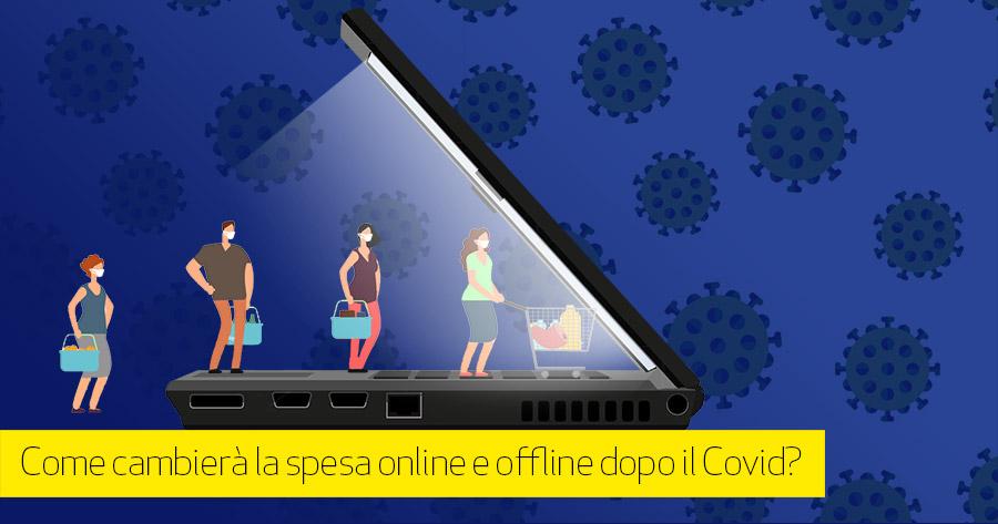 La spesa nel 2021: eCommerce, omnicanalità e vita dopo il Covid