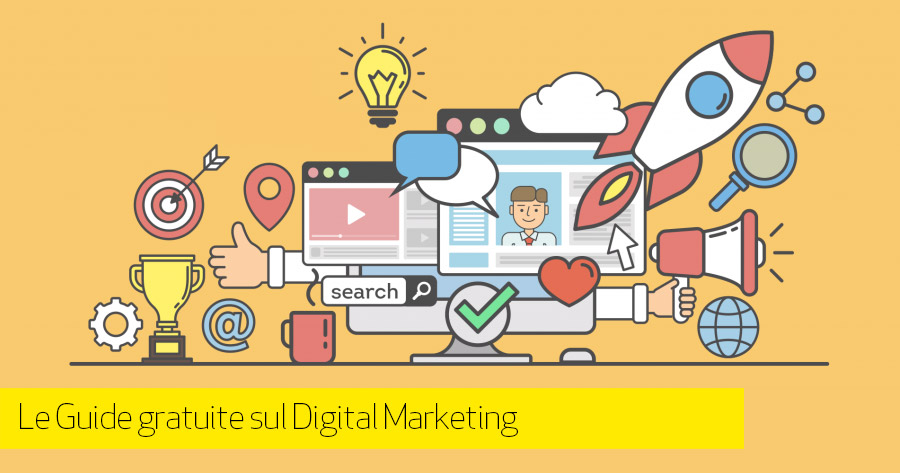 16 Guide sul Digital Marketing: download gratuito in PDF (per eBook, tablet, PC…)