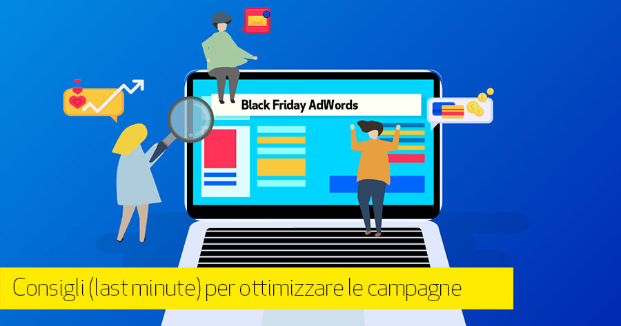 Black Friday: 3 best practices per Google Ads