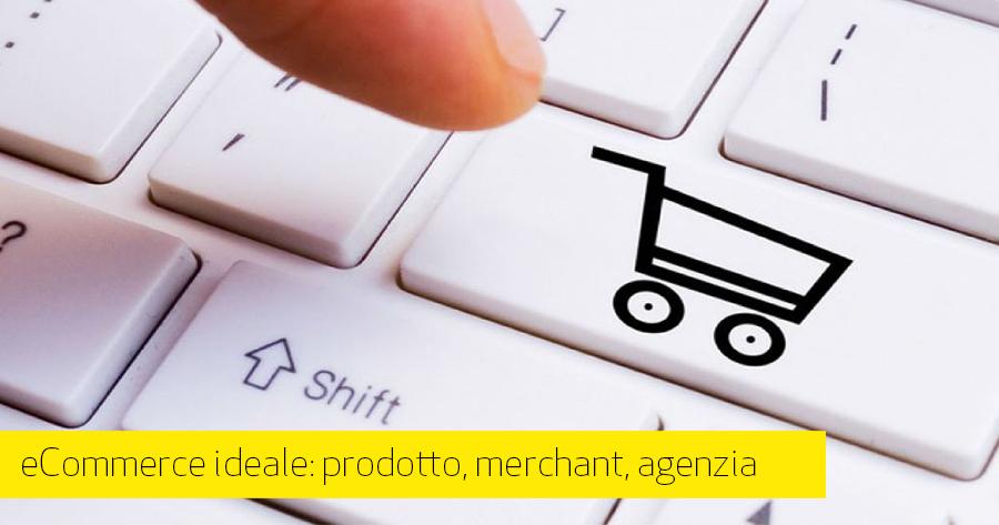 eCommerce 5×5: prodotto, venditore, agenzia