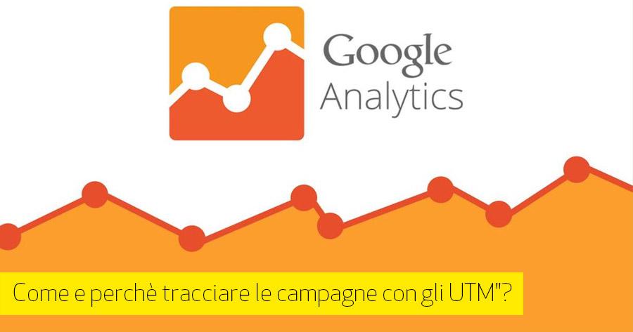 Come Tracciare una campagna in modo efficace : utilizzo dei parametri UTM