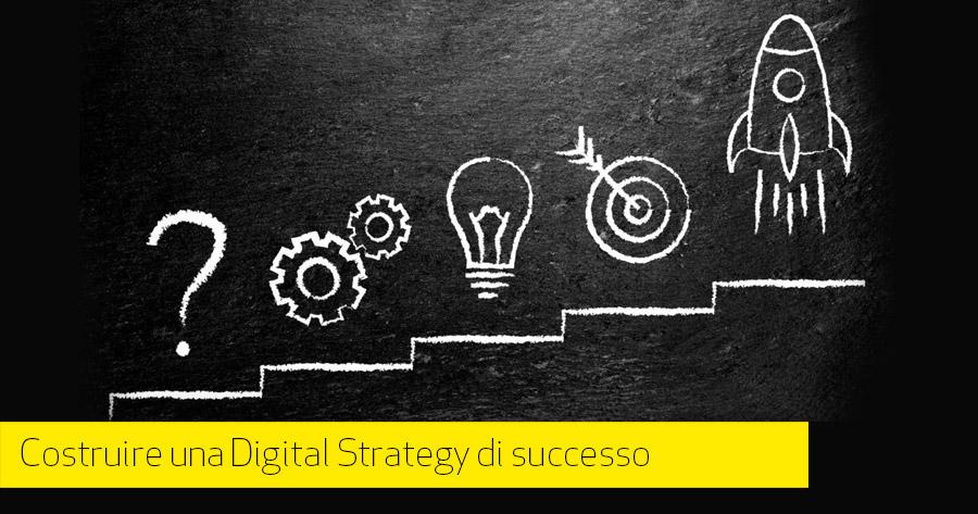 Corso gratuito Digital Strategy: quello che manca alle aziende online