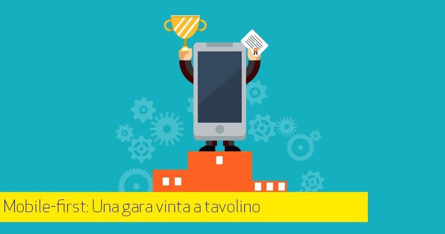 Mobile First: il nuovo approccio all'e-Commerce