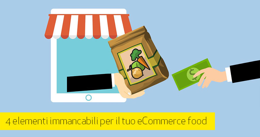 Come vendere alimenti online: best practice per eCommerce nel food