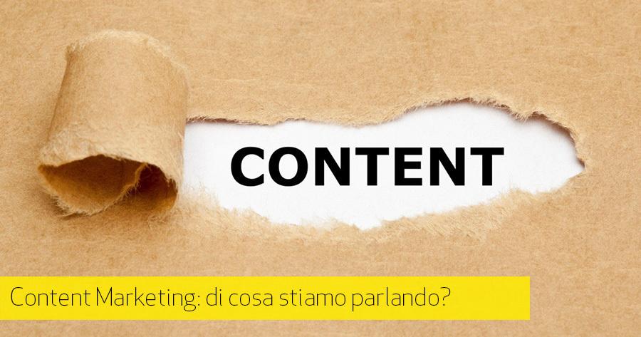 Content Marketing: cos'è e quali sono i suoi obiettivi