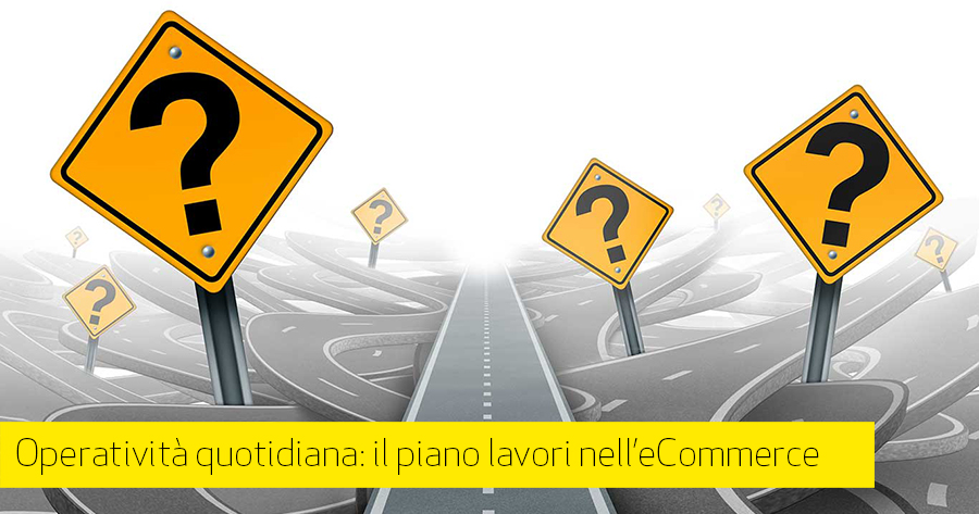 eCommerce Roadmap: il piano lavori per l'eCommerce Store Management