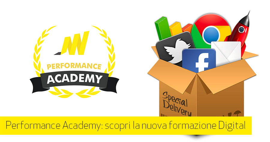 Digital Performance Academy: i corsi di formazione per eCommerce e Digital Marketing