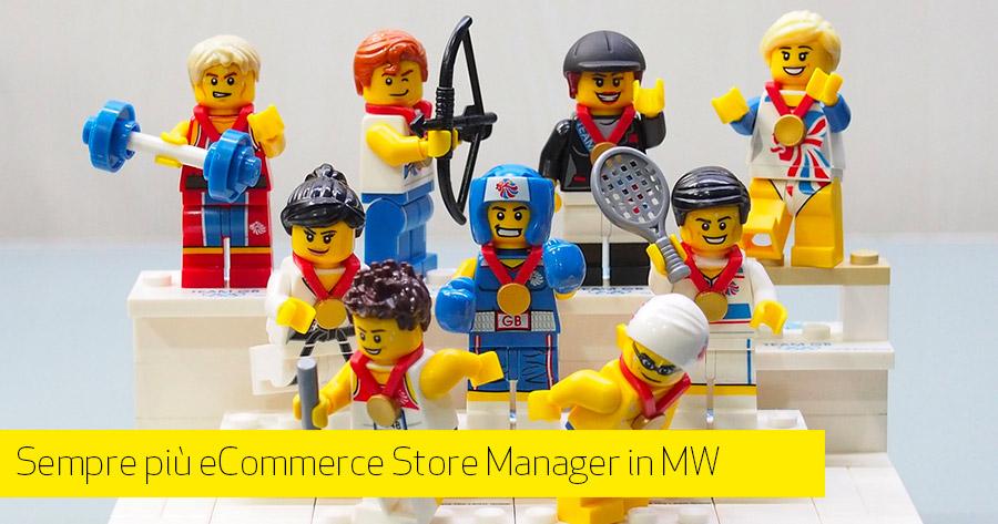 e-Commerce B2B (e B2C): benvenuta Elisa nel team MW di eCommerce Store Manager