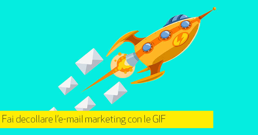 Come utilizzare le GIF animate per l'email marketing: tools e best practice