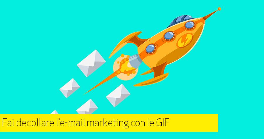 Come utilizzare le GIF animate per l'email marketing ...