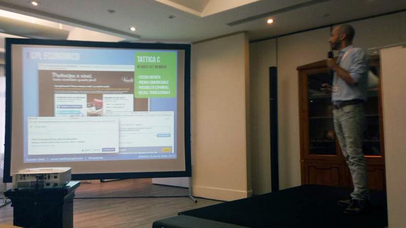 eMetrics Summit - Speech Daniele Vietri MW Internet Media