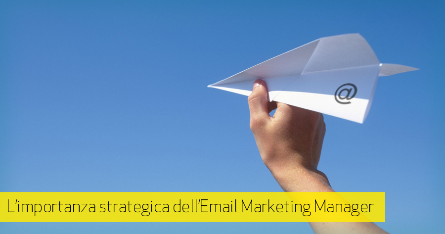 Il ruolo dell'Email Marketing Manager