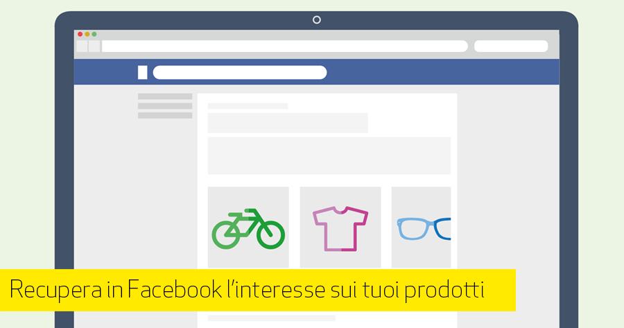 e-Commerce: Remarketing Dinamico con Facebook Advertising