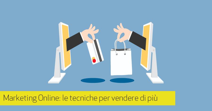 Le tecniche fondamentali della vendita diretta online