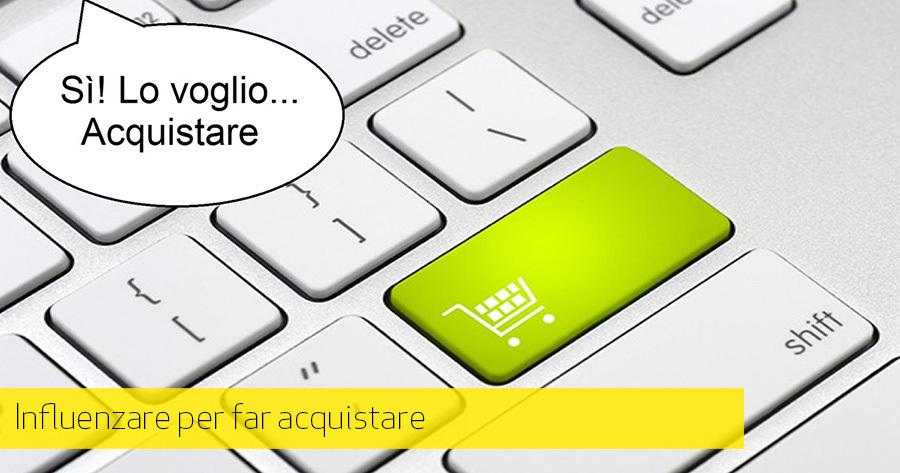 """Persuasione e E-Commerce: le 6 leve per farsi dire """"Sì"""""""