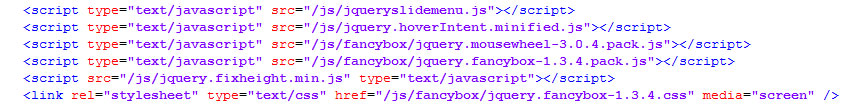 js above-the-fold