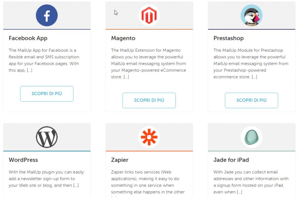 mailup plugin