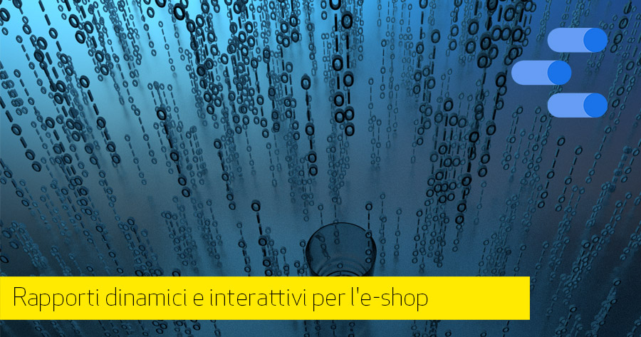 Monitorare l'eCommerce con i report Google Data Studio
