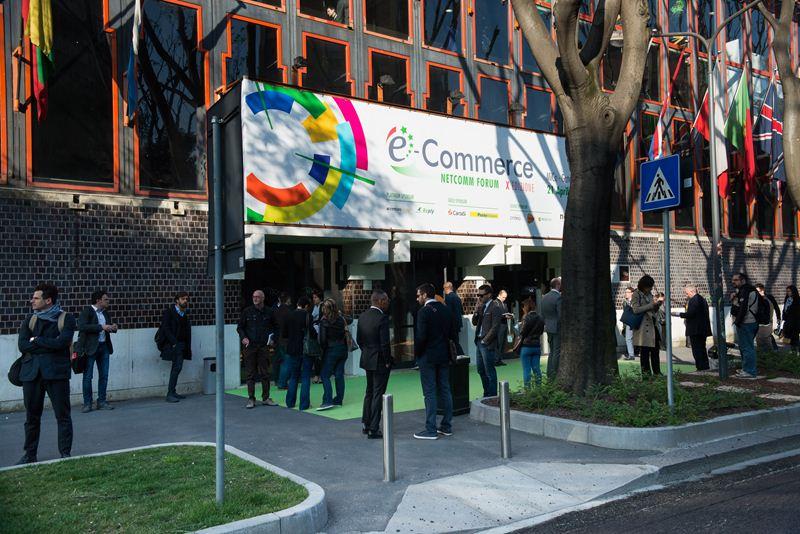 Ingresso Netcomm e-Commerce Forum, Milano, MiCo, Via Gattamelata 5