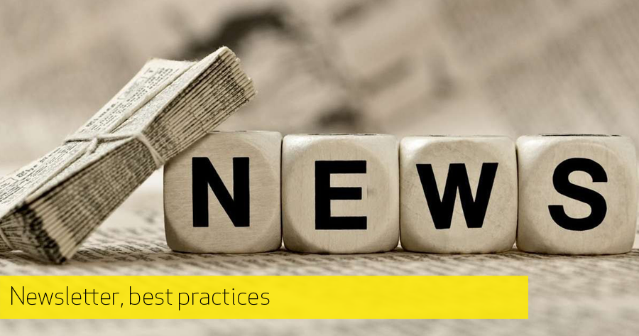 La newsletter efficace? Ecco le best practices