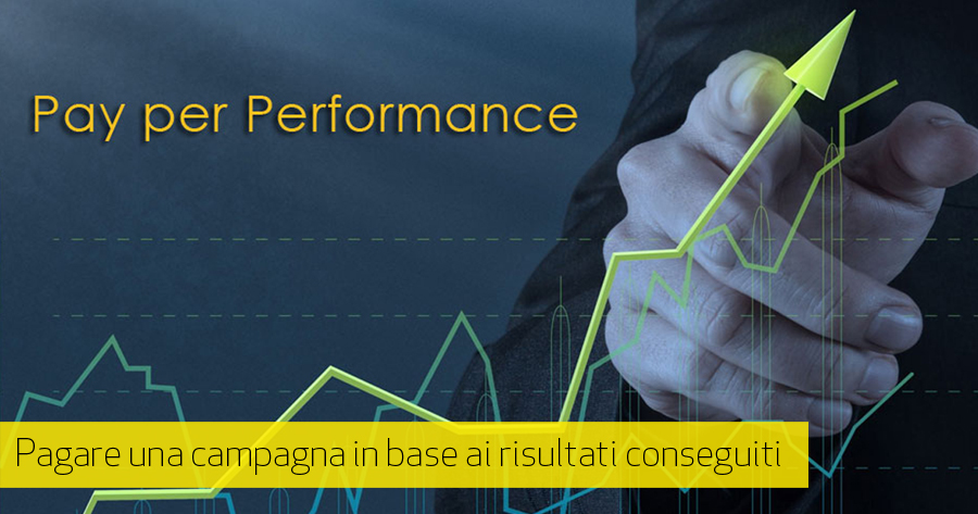Campagne Pay per Performance