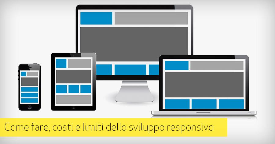 Responsive Web Design: cos'è un sito responsive e come si realizza
