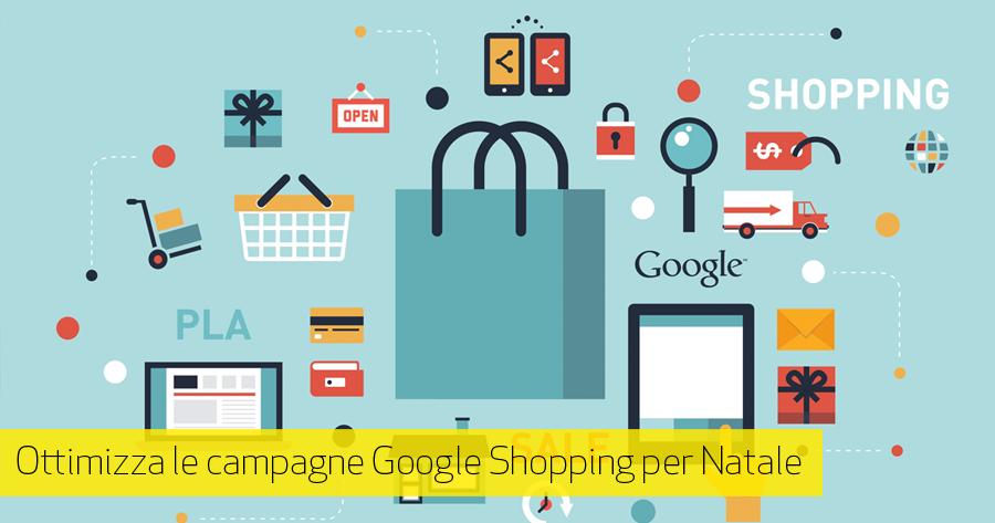 Natale con Google Shopping: strategia di vendita efficace e ottimizzazione delle campagne