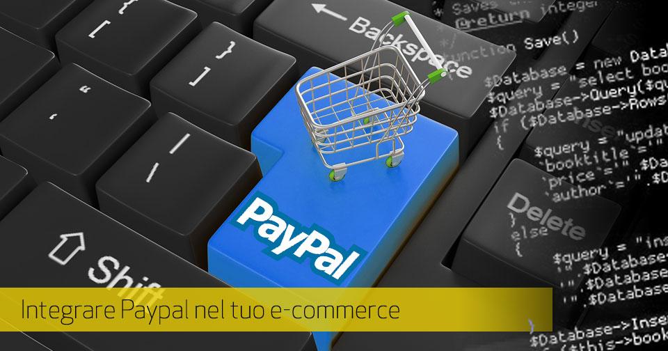 Integrare Paypal in e-commerce