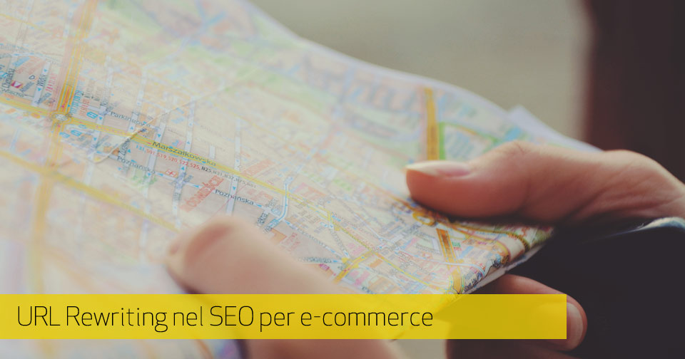 URL Rewriting nel SEO per e-commerce