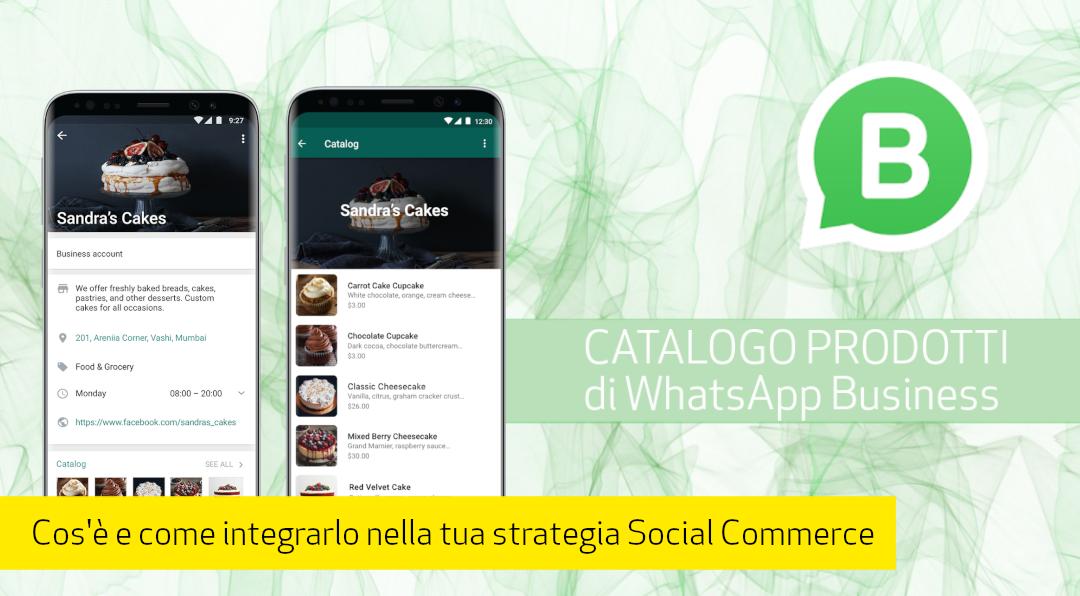 L'ultima novità di WhatsApp Business